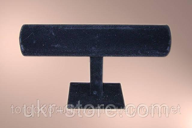 Чёрная подставка для украшений,1 бочонок, фото 1