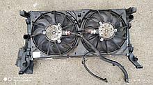 Вентилятор охолодження основною з дифузором Рено Лагуна 3 б/в