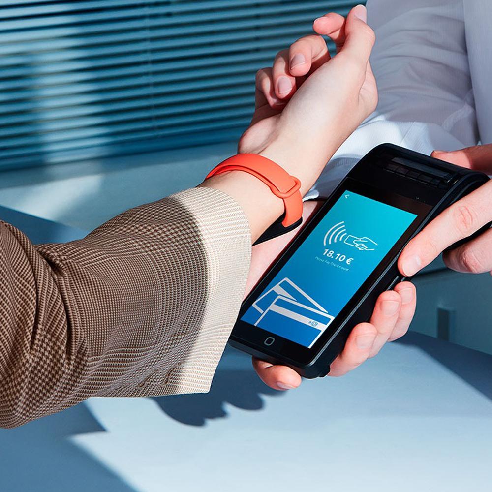 Фитнес-браслет Xiaomi Mi Band 6 NFC mastercard Украина Оригинал! Умные браслеты Android Bluetooth Пылевлагозащищенный корпус Будильник Пульсометр Съемный ремешок Силикон Черный Вибрация Унисекс Пластик До 50 метров AMOLED