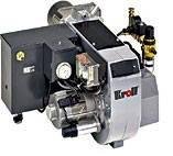 Горелки на отработанном масле Kroll KG/UB 20 P (24 кВт)