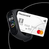 Фитнес-браслет Xiaomi Mi Band 6 NFC mastercard Украина Оригинал! (XMSH16HM / BHR4954GL), фото 4