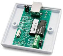 Usb-RS485 конвертер с гальванической развязкой Z-397 Guard - для систем контроля доступа
