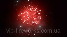 Фейерверк Черноморский СУ12-166W 166 выстрелов Фейерверк разнокалиберный, фото 3