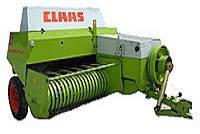 Пресс-подборщик Claas