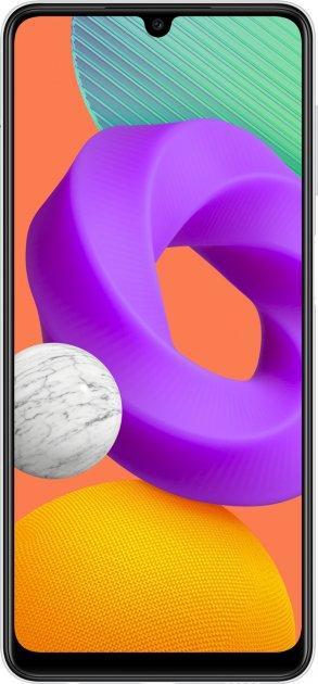 Смартфон Samsung Galaxy M22 4/128GB White (SM-M225FZWG)