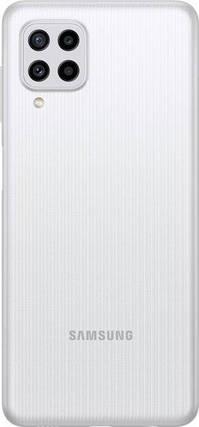 Смартфон Samsung Galaxy M22 4/128GB White (SM-M225FZWG), фото 2