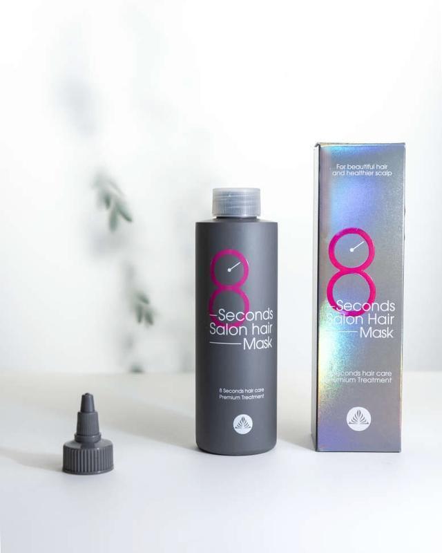Відновлююча маска для живлення волосся Masil 8 Seconds Salon Hair Mask, 100мл
