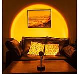 Лампа LED для селфи ефект сонця (16см), фото 2