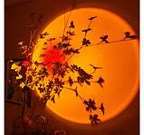 Лампа LED для селфи ефект сонця (16см), фото 5