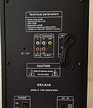 Акустична система з сабвуфером 3.1 Era Ear E-703 60W (Bluetooth, USB flash, SD card, FM-радіо), фото 4