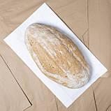 Паперові пакети для упаковки ковбаси 220*80*380 мм крафт пакети для їжі, фото 5
