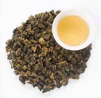 Молочний улун «Цзінь Сюань» Алішань Тайвань Вогненна квітка, молочний чай китайський 100 г на вагу