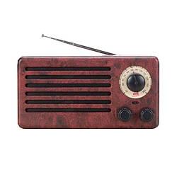 Портативная Bluetooth колонка XO F5 2*3W Brown