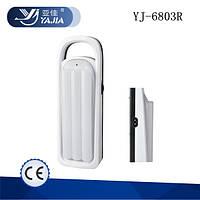 Аккумуляторный светильник Yajia YJ-6803 R