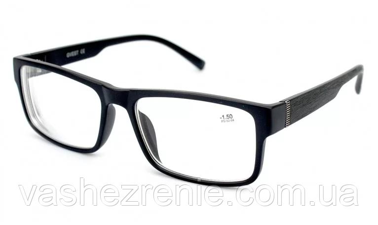 Очки мужские для зрения +/-  Код:1177