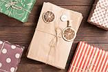 Бумажный пакет под выпечку 180*50*280 мм Крафт пакет саше бурый, фото 8