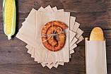 Пакети паперові еко 180*50*280 мм еко пакет саше для продуктів, фото 2