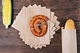Пакеты бумажные эко 180*50*280 мм эко пакет саше для продуктов, фото 2