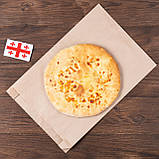 Паперові харчові пакети саше 180*50*280 мм крафт пакет під випічку, фото 2