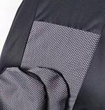 Авто чехлы на Ваз 2101. Полный комплект. Качественные модельные чехлы Tuning. Ткань жаккард., фото 5