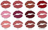 Матовый блеск для губ Kylie (Ч/Б), фото 2
