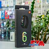 Фитнес-браслет Xiaomi Mi Band 6 NFC mastercard Украина Оригинал! (XMSH16HM / BHR4954GL), фото 2