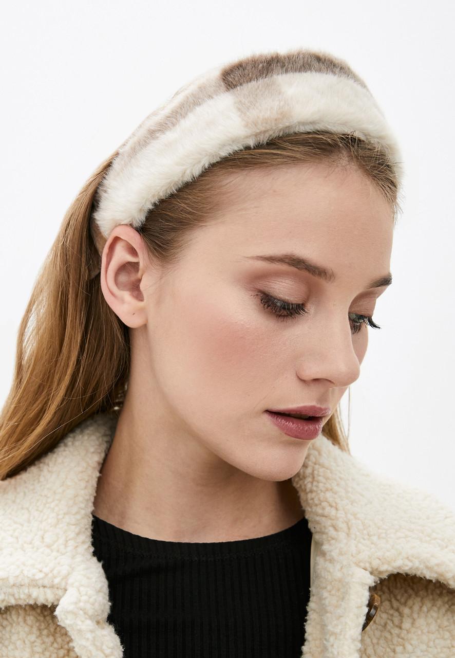Стильный обруч ободок для волос my scarf