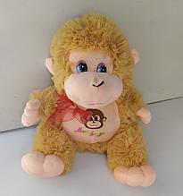 М'яка іграшка Мавпа 30см. музична pro..