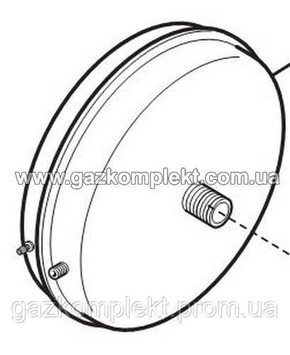 Бак расширительный BAXI SLIMWESTEN COMPACT 10 л. 9930020