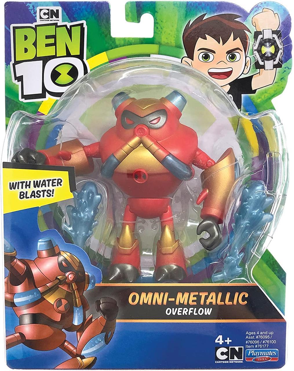 Фігурка Бен Тен 10 Блискавка 12,5 см Ben 10 XLR8 Omni Enhanced Оригінал з США