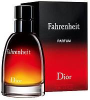Мужская парфюмерная вода, оригинал Christian Dior Fahrenheit Le Parfum 75 мл (tester)