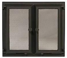 Каминные дверци Puulämpö UPO 0011 IK