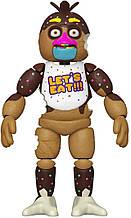 Фігурка 5 ночей з Фредді Funko Five Nights at freddy's Chocolate Chica - Шоколадний Чіка Оригінал з США