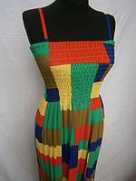 Женские сарафаны на бретельках купить, фото 1