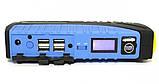 Пускозарядное устройство JUMPSTARTER TM19F(68800 mAh) + компрессор (300/600A) / Пусковая зарядка для авто, фото 3