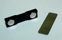 Магнитные держатели для бейджей на 2 магнита