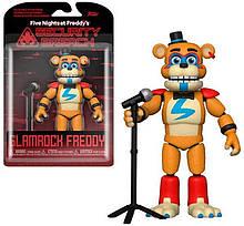 Фігурка 5 ночей з Фредді Глэмрок Фредді Five Nights at freddy's Security Breach, Glamrock Freddy, Funko