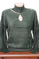 Женская кофточка травка цепочка, фото 1