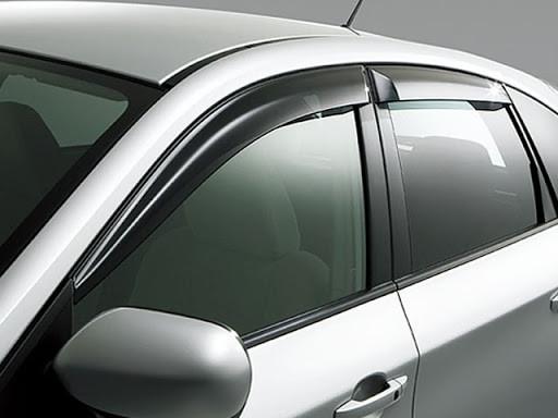 Вітровики Audi TT (8N) 1998-2006 Cobra Tuning