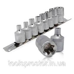 Набор головок TORX Intertool ET-6015