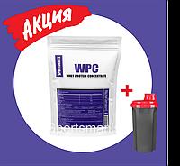 Спортивное питание Протеин для роста мышц Whey Protein Сывороточный белок 3кг