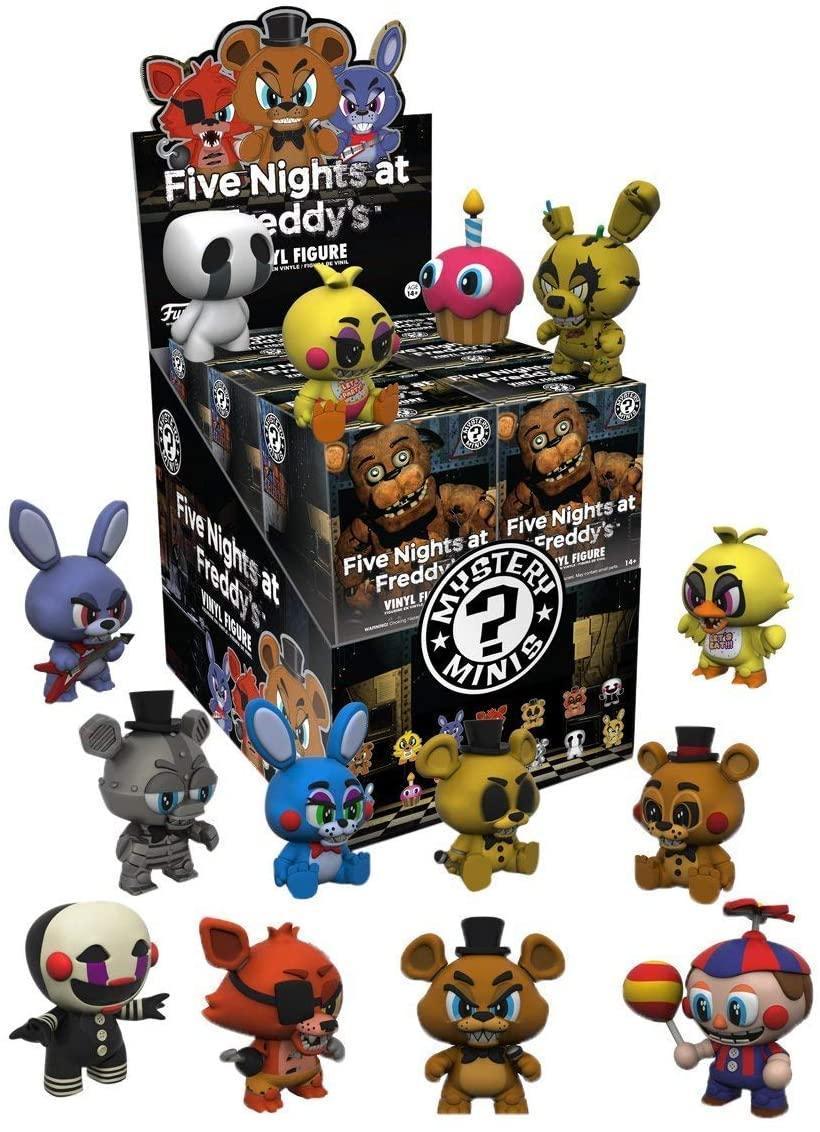 Фигурка 5 ночей с Фредди Funko Five Nights at Freddy's Mystery Minis, серия 1