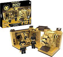 Конструктор Бенді і чорнильна машина Сцена в кімнаті 265 дет. Bendy and the Ink Machine Room Scene