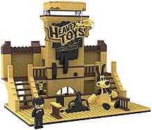 Конструктор Бенді і чорнильна машина Небесні іграшки 383 дет. Bendy and the Ink Machine Heavenly Toys