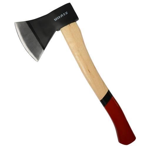 Сокира 1кг дерев'яна яна ручка Vitals A1-43W