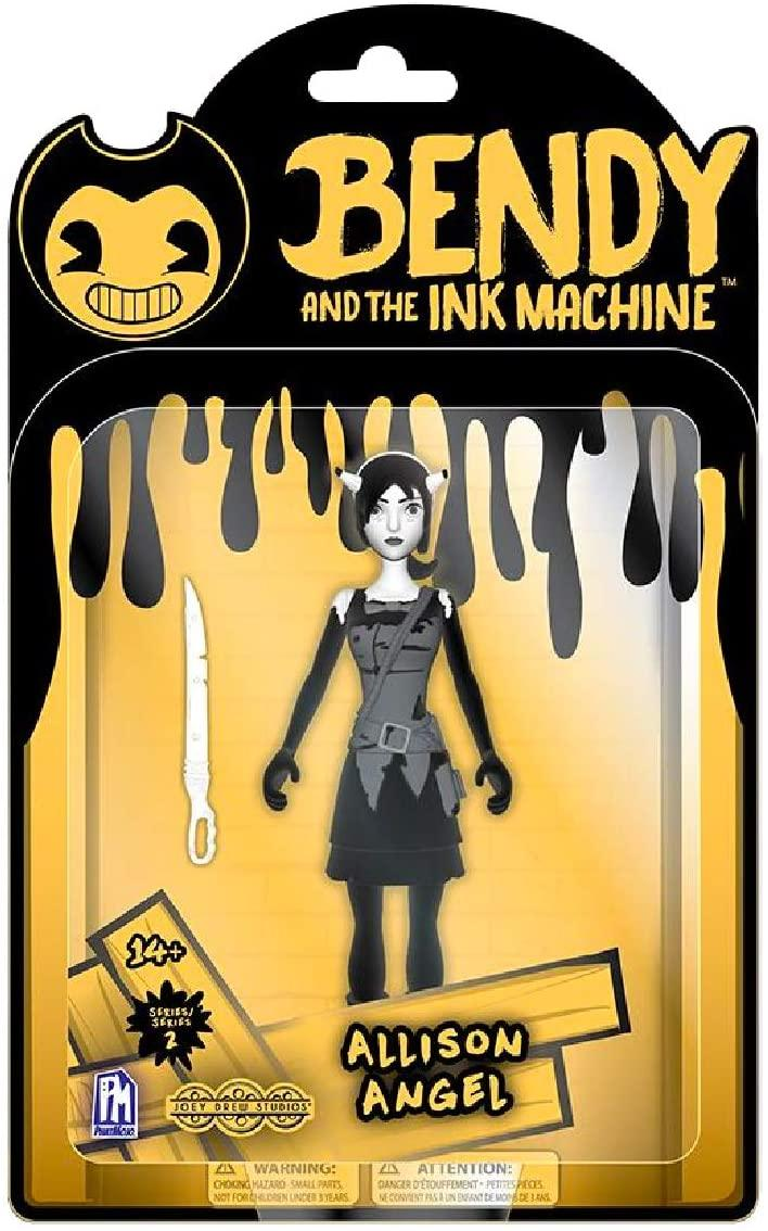 Фігурка Бенді і Чорнильна машина Еллісон Ангел / Bendy and the Ink Machine Allison Angel