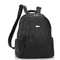 Женский черный рюкзак Olivia Leather NWBP27-008A, фото 1
