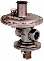 Регулятор давления газа RBI 2612dn25*40 Актарис цена