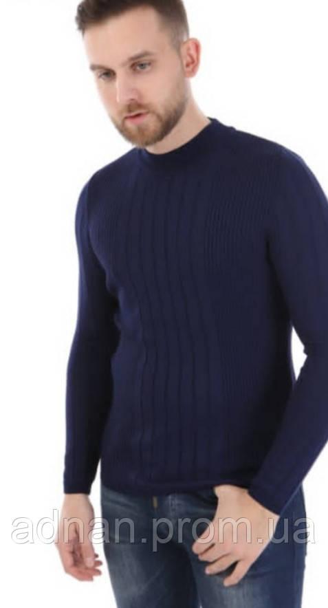 Свитер тонкий мужской норма Lee Ecosse,купить оптом 001