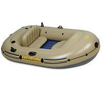 Надувная лодка Excursion 2 Set Intex 68318